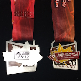 Indy Half Marathon ETAGS