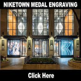 Niketown Medal Engraving261