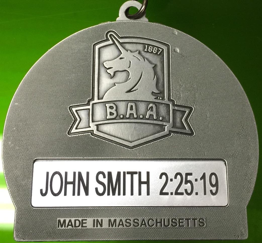 Boston Marathon Etags
