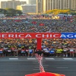 Chicago Marathon Start