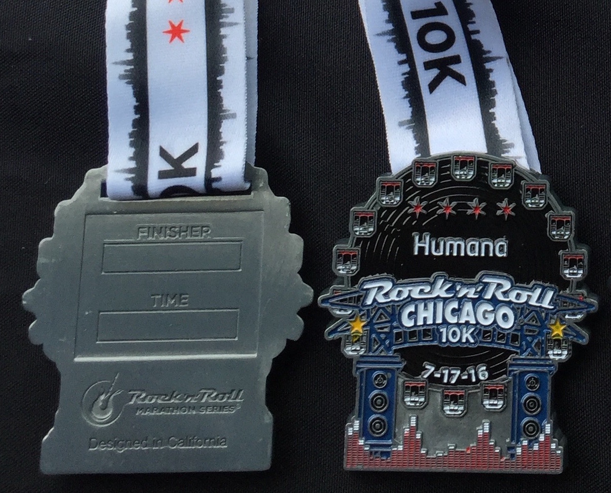 RockNRoll Chicago ETAGS 10K