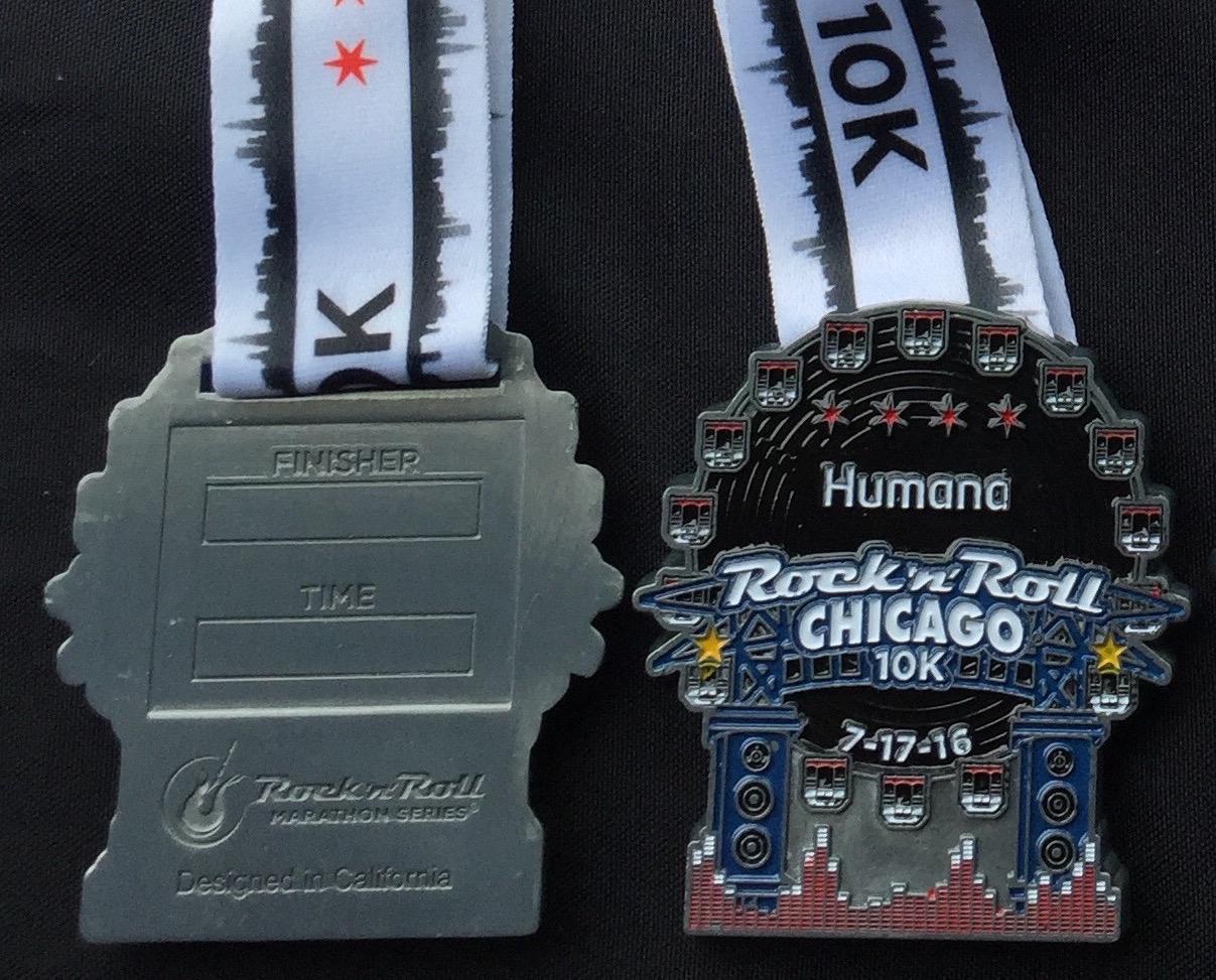 RockNRoll Chicago ETAGS 10K