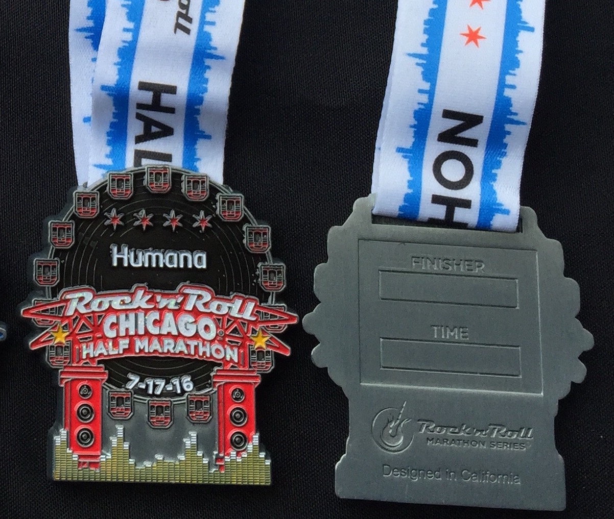RockNRoll Chicago ETAGS Half