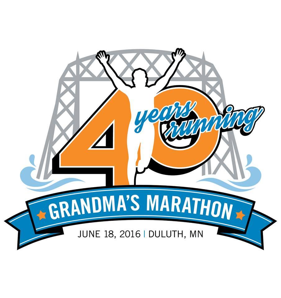 Grandma's Marathon 40 years