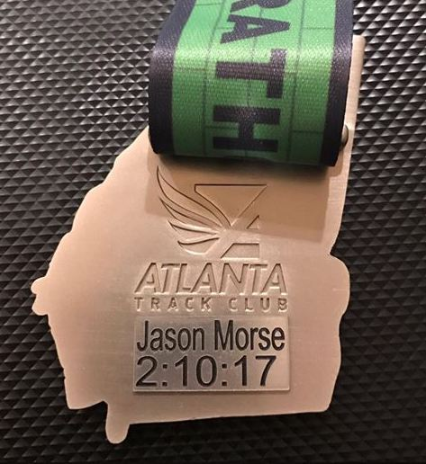 Georgia Marathon ETAGS package