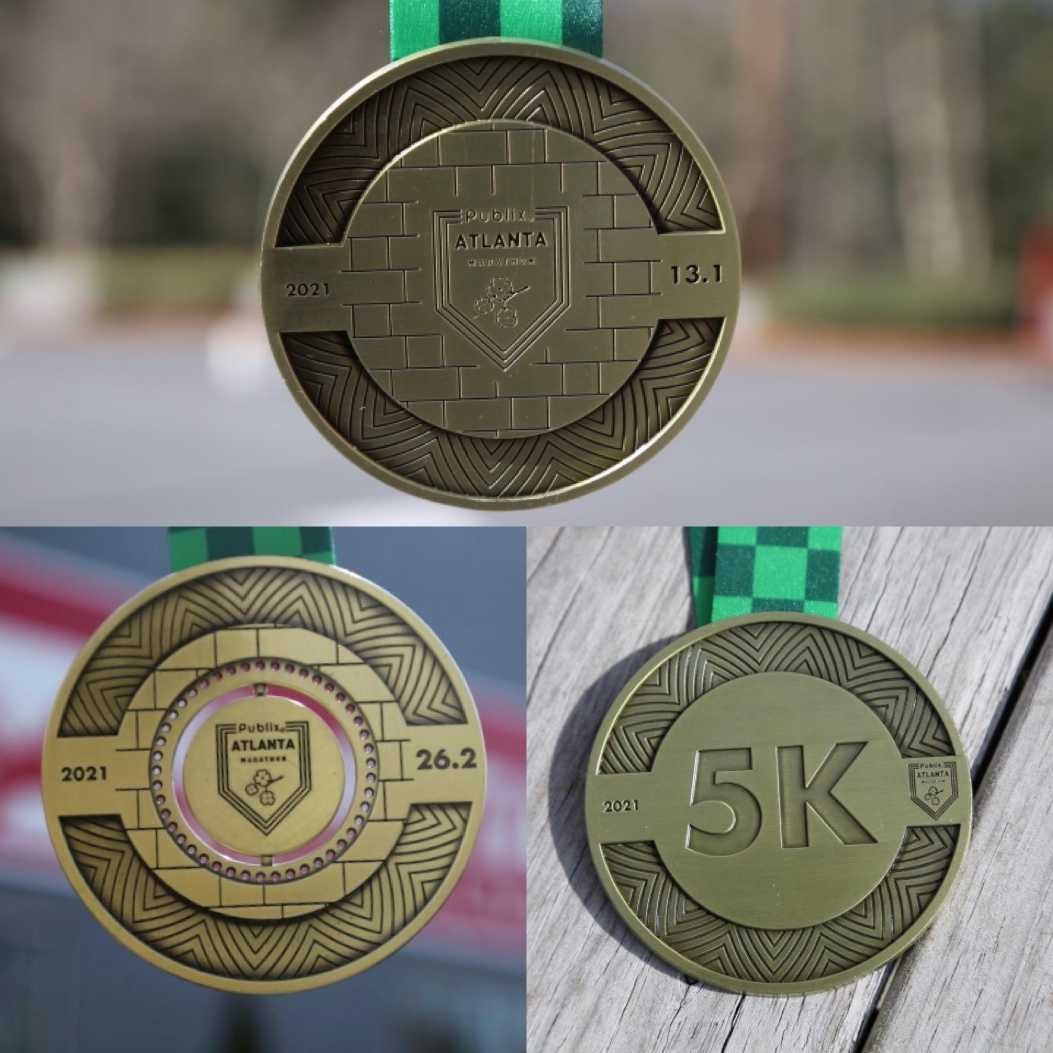 2021 Atlanta Medal